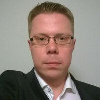 Mobile Developer. Also DevOps Specialist. Otherwise nice guy. Lives in Helsinki, so can help with local issues (=I know bars!)